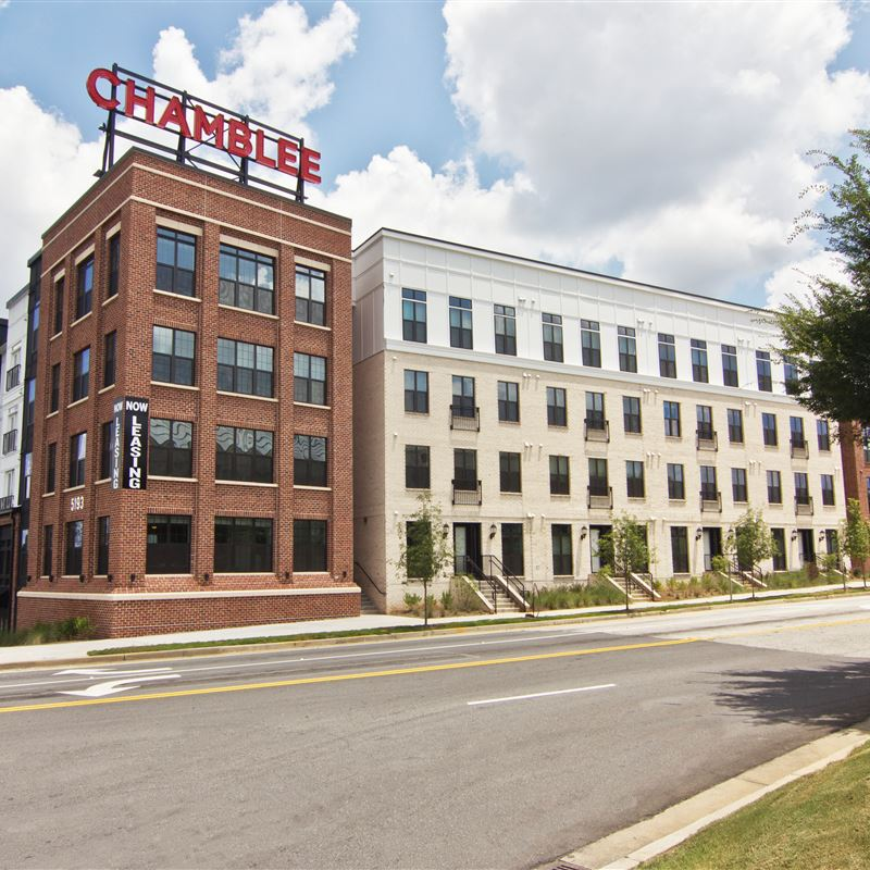 Olmsted Chamblee Named ULI Excellence in Housing Award Winner