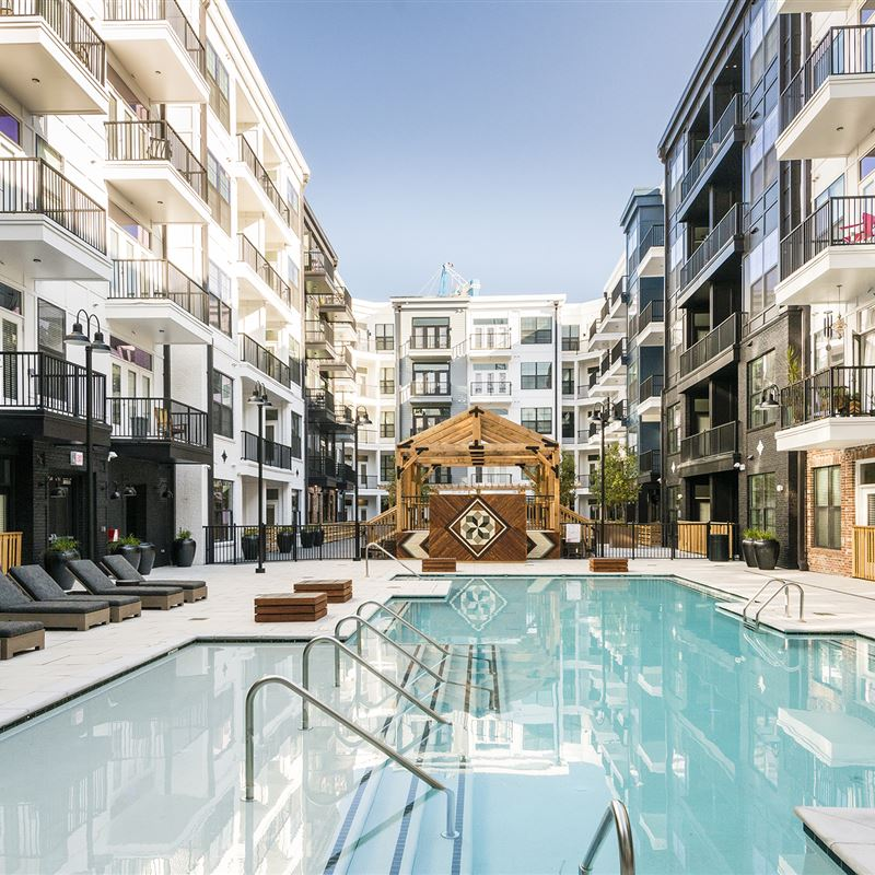 Multifamily Executive Awards Olmsted Nashville Project of the Year Award: Best Mid-Rise