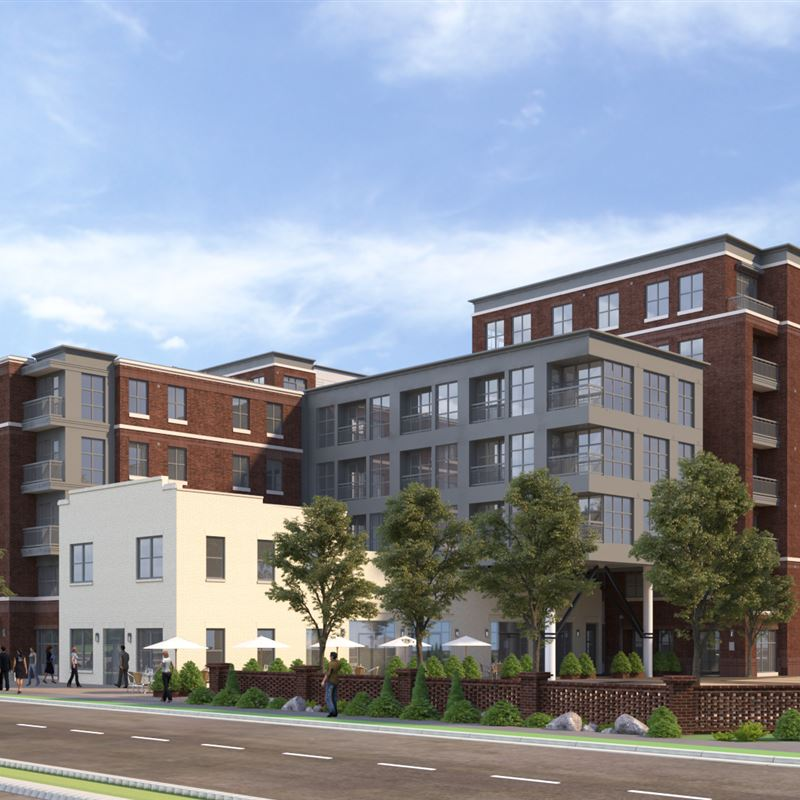 511 Meeting Street to Offer Upscale Lifestyle in Charleston
