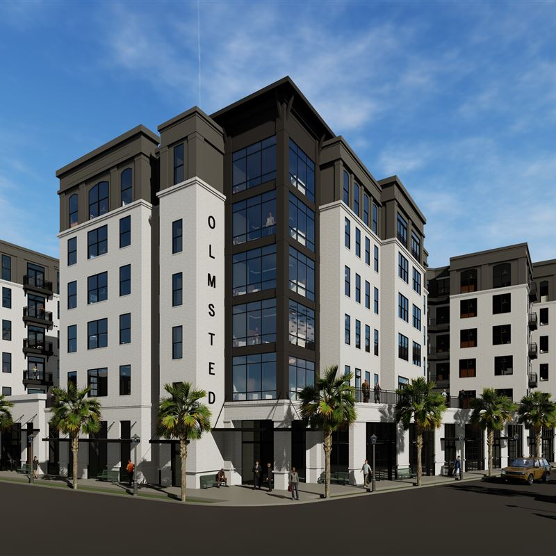 New Multifamily Development in Historic Downtown Savannah, GA Set to Deliver in Late 2021